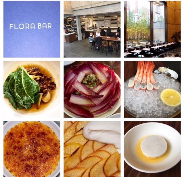 Flora Bar, New York