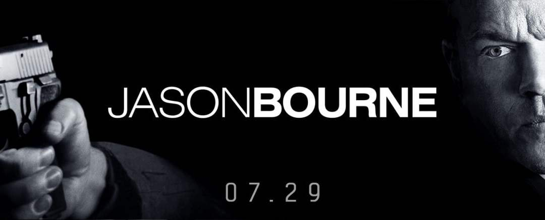 Jason Bourne, 2016 – Film Review