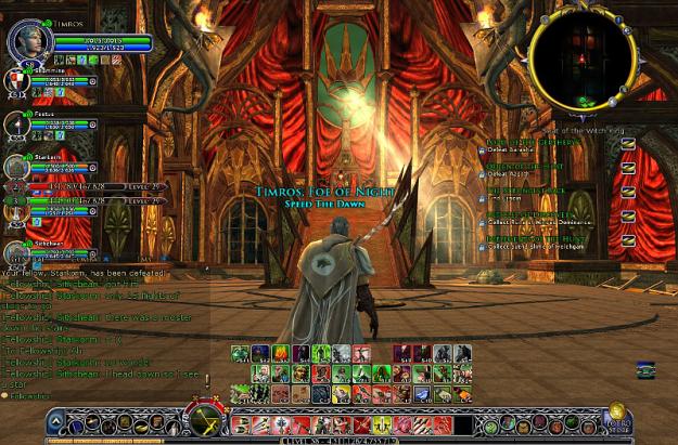 LOTRO Screenshot
