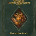 AD&D Players Handbook 2nd Edition Premium