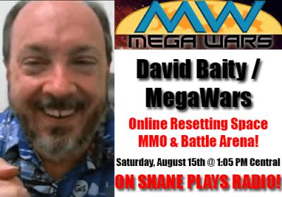 Shane Plays MegaWars banner