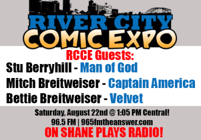 Shane Plays RCCE Guests Banner