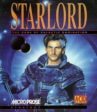 Starlord game cover