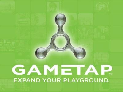 Gametap logo