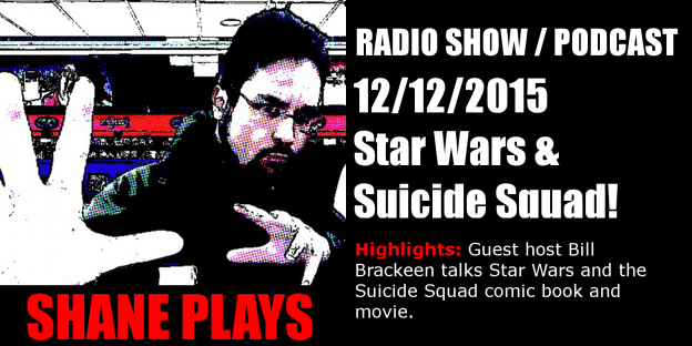 shane plays podcast title 12-12-2015