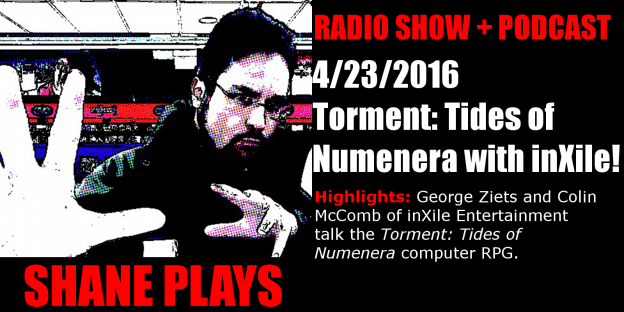 shane plays podcast title 4-23-2016