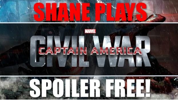 Captain America Spoiler Free Reaction Review youtube thumbnail