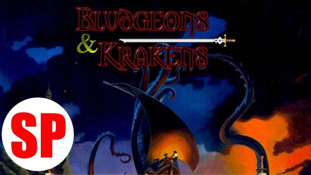 bludgeons and krakens