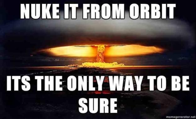 d&d meme nuke it from orbit