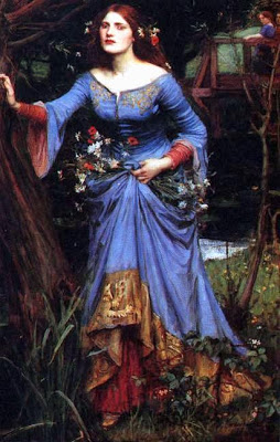 WATERHOUSE-Ophelia-1910