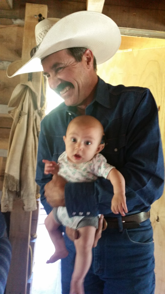 Elsie Meets Granddad