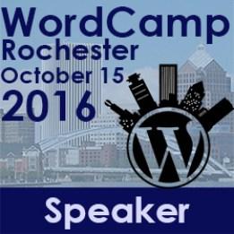 WordCamp Rochester