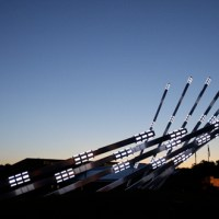 solar collector.