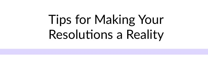 resolution tips