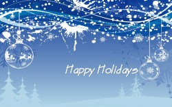 Small Of Happy Holidays Message