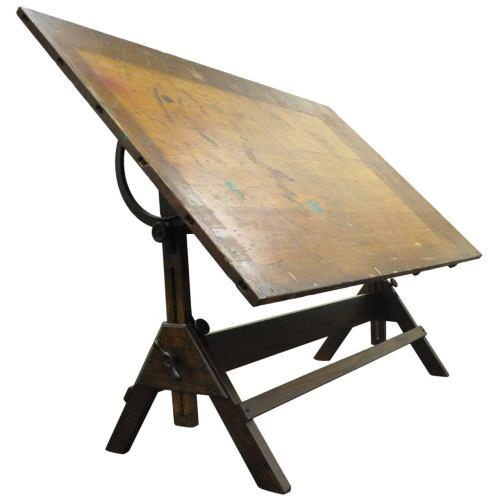 Medium Crop Of Drafting Table Hardware