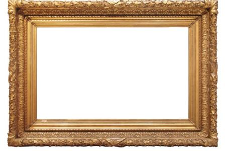 wood frames for canvas paintings