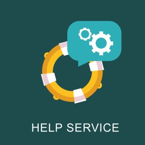 54 business and marketing concepts_HELP SERVICE