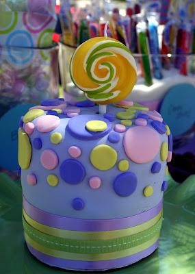 Lollipop Birthday Party