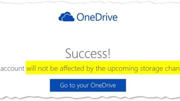 OneDrive Bonusprogramm