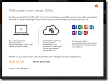 Office 2013 - Anwendungen sind nun über das Web erhältlich