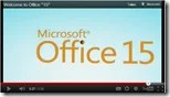 Office 15 Video