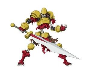 Undead Hero Guardian Heroes