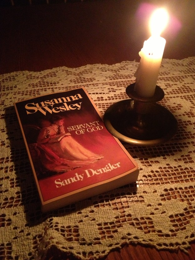 This is the biography about Susanna Wesley that I read. Moody Press is the publisher.