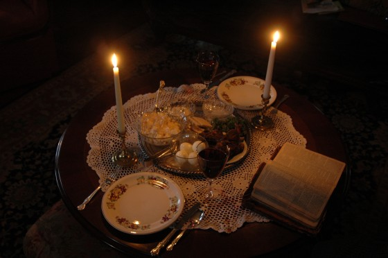 Passover(Seder) Supper