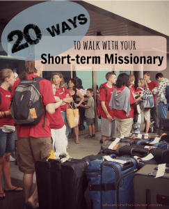 Short-term-Missionary