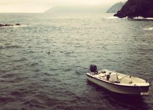 Drifting boat 1