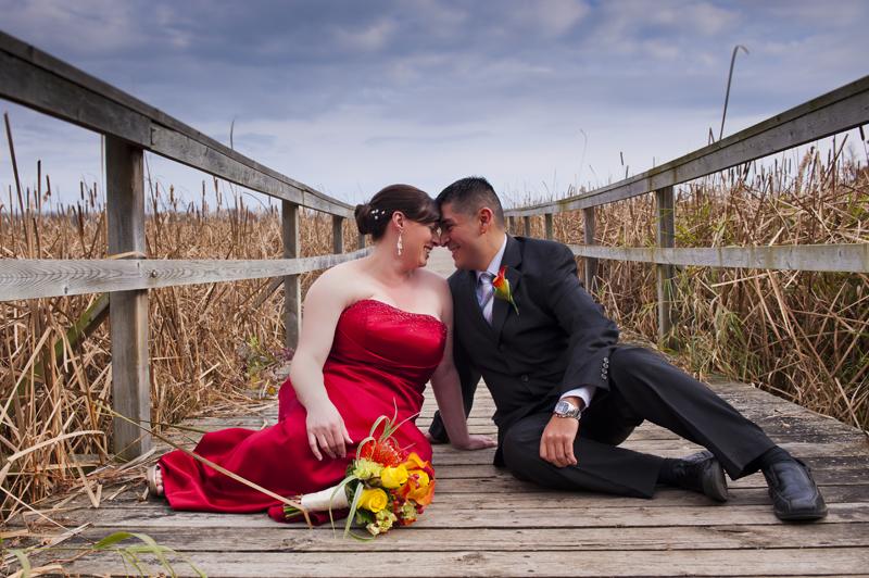 Patrizia and Victor - Surprise non-traditional wedding Durham Region, Durham, Whitby, Oshawa Photographer