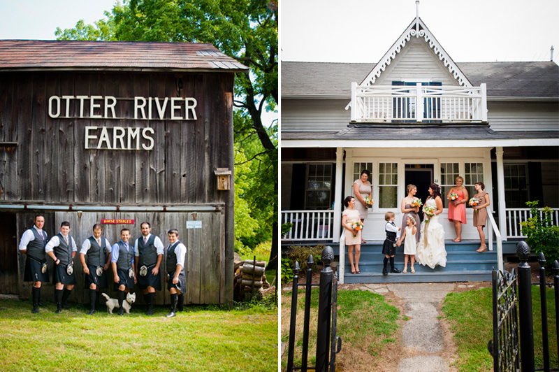 Vintage rustic indie farm wedding Toronto Hamilton wedding photographer
