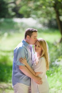 Evan & Liz Summer Cottage Engagement Session Toronto GTA Wedding Photographer