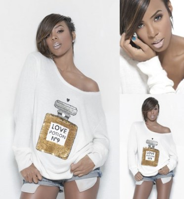 kelly rowland love potion jumper