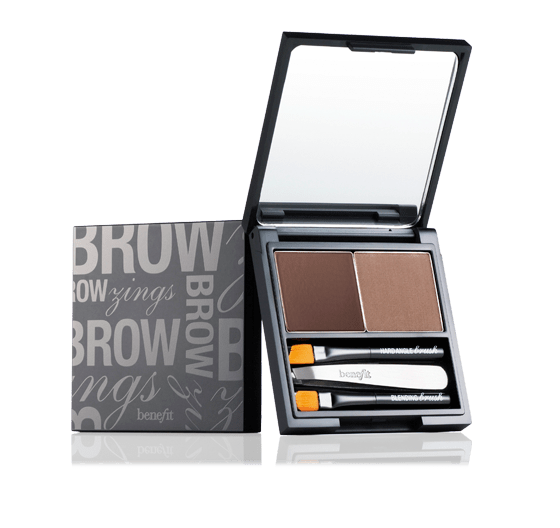 zing brows perfect makeup