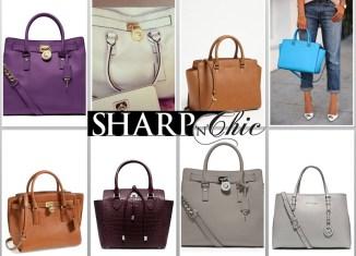 Michael kors bag designs
