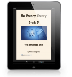 get-your-grade 5-theory-shaun-humphries