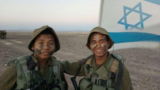 bnei menashe IDF hesder soldiers yeshivat maalot