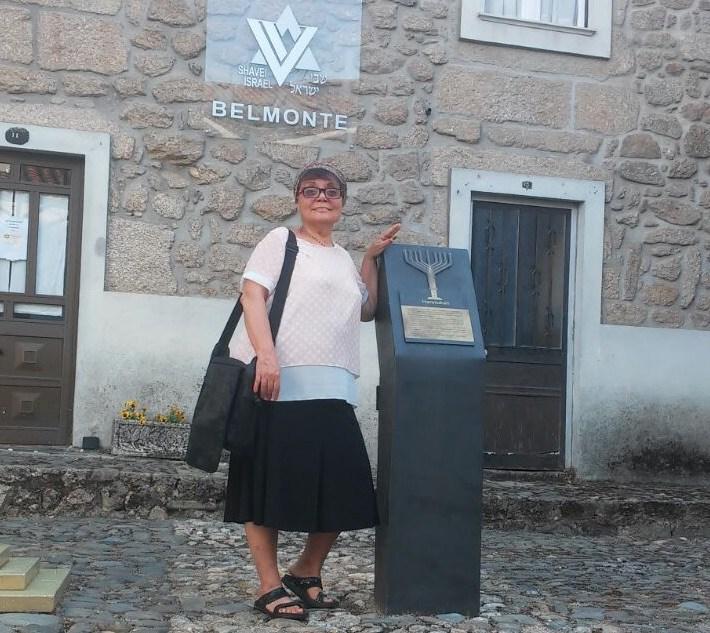 Nowa nauczycielka hebrajskiego w Portugalii