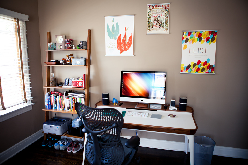Sweet Mac Setups Shawn Blanc