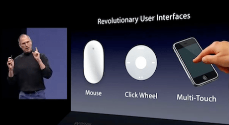 Apple's Revolutionary User Interfaces