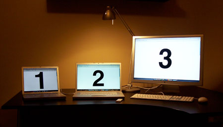 Benchmarking the MacBook Pro, Mac Pro and PowerBook G4
