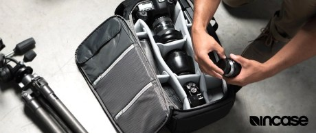 Incase — Never miss a shot with the DSLR Pro Camera Backpack