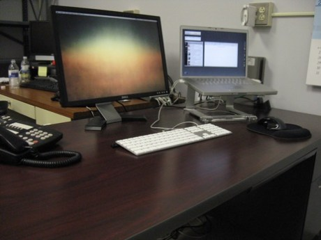 Kevin Rodgers: Work Setup