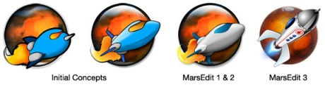 MarsEdit Icons