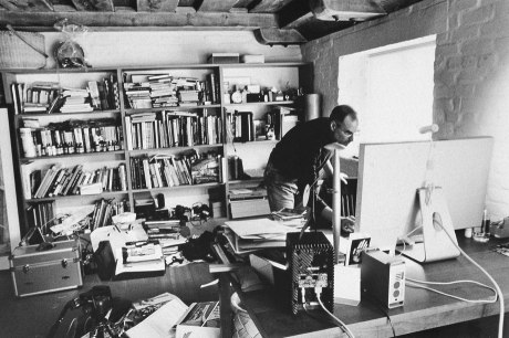 Steve Jobs Workspace