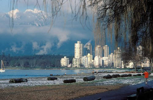 Vancouver from Stanley