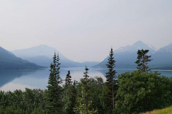 BPO 2013 Tutshi Lake British Columbia Canada