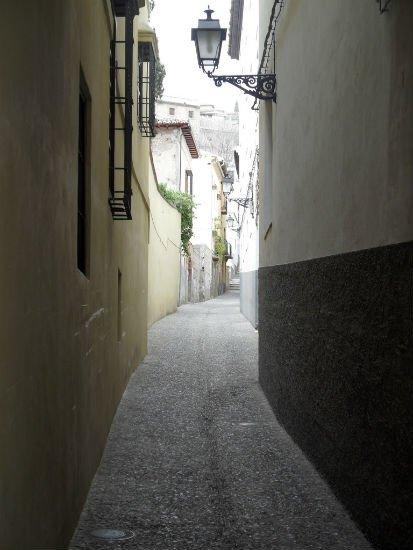 Street in Albayzin